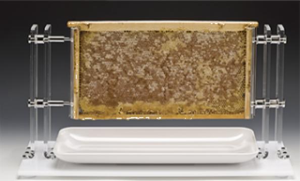 Suport faguri de miere 24x67x35cm de la Basarom Com