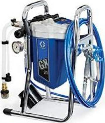 Pulverizator electric de vopsea Graco Airless GX 21