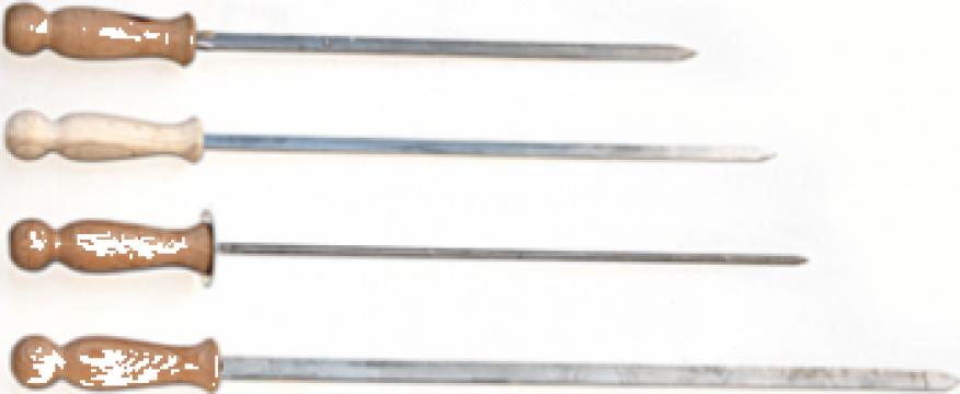 Tepusa frigarui inox Etno 35cm de la Basarom Com