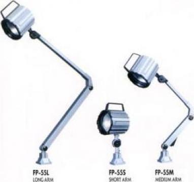 Lampi pentru masini unelte de la Electrofrane