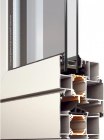 Fereastra aluminiu Tehno Smartia 11000 de la Echipa De Tamplarie SRL