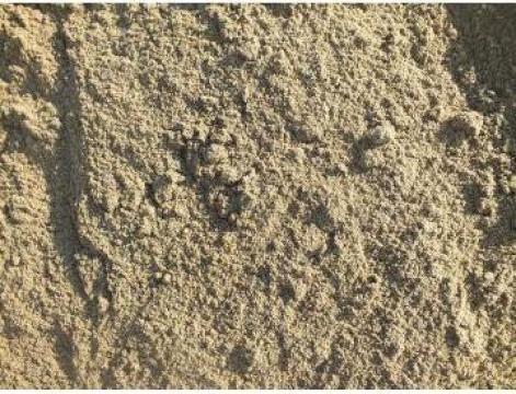 Nisip fin pentru tencuiala de la Trans Udroiu Srl