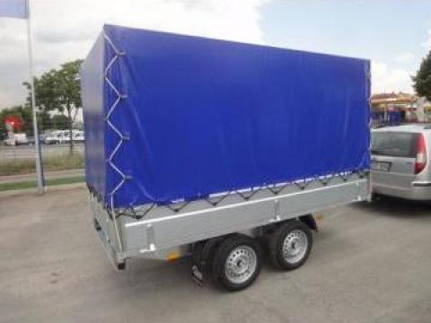 Inchiriere platforma auto 3m, remorca transport ATV de la Inchirieri Remorci Berceni