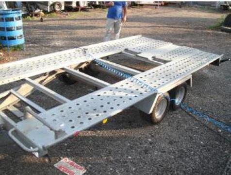 Inchiriere trailer transport agricol de la Inchirieri Remorci Berceni