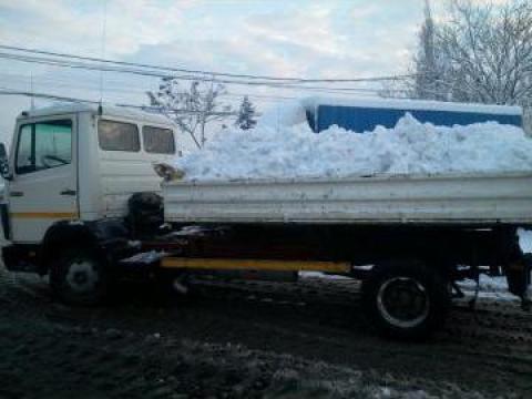 Transport zapada Bucuresti si Ilfov