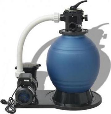 Pompa pentru filtru cu nisip, 1000 W, 16800 l/h de la Vidaxl