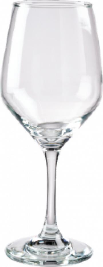 Set 6 pahare sticla pentru vin rosu 408cc Cristar Brunello de la Basarom Com