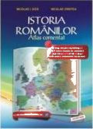 Atlas comentat Istoria romanilor