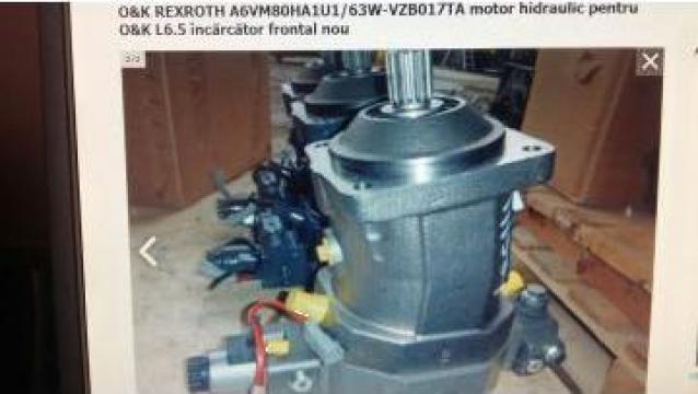 Motor hidraulic Rexroth A6VM80HA1U1/63W-VZB017TA de la Instalatii Si Echipamente Srl