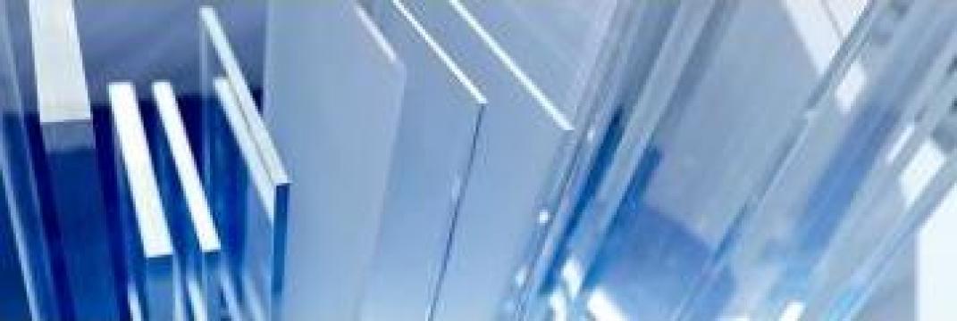 Plexiglas extrudat 2,8 mm de la Geo & Vlad Com Srl