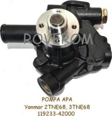 Pompa apa Yanmar 2TNE68, 3TNE68-TS, Komatsu 3D68E, 3D72