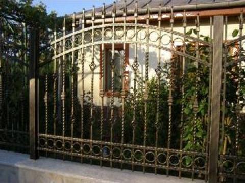 Gard fier forjat Bucuresti/Ilfov de la Rollux Construct