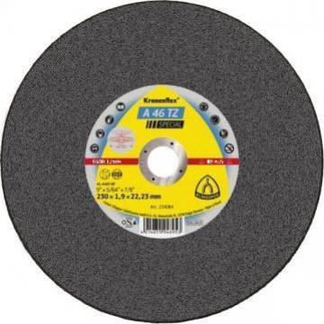 Disc debitare Klingspor 230x1,9 A46TZ Special de la Tibo Distribution Srl