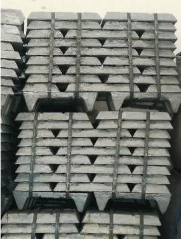 Zinc SHG 99.995% de la Silver Brad Srl