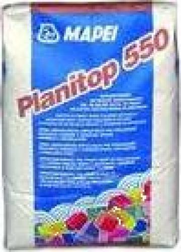 Mortar fin pe baza de ciment Planitop 550