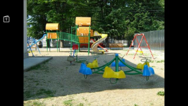 Loc de joaca pentru parcuri Tiribomba