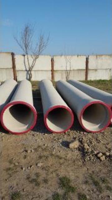 Tub din beton armat de la Valtro Intern Distribution