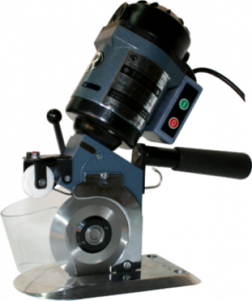 Masini de croit - cutit rotund Hoffman HF-100P de la Sercotex International Srl