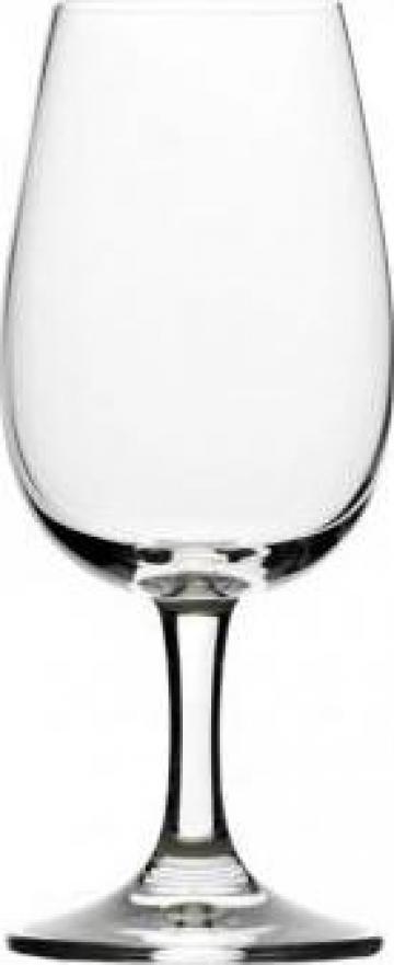 Pahar transparent reutilizabil Inao pentru sampling 225cc de la Cristian Food Industry Srl.