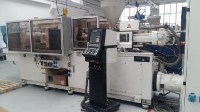 Masina injectie mase plastice Krauss Maffei de la Electroprecizia Electrical Equipment
