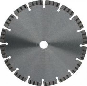 Disc diamantat beton armat turbo laser 350mm de la Criano Exim Srl