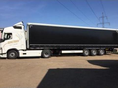 Prelata camion de la LXL Tehnic Provider Srl