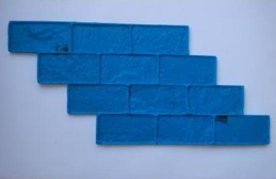 Matrita beton amprentat London de la Forme Di Cemento