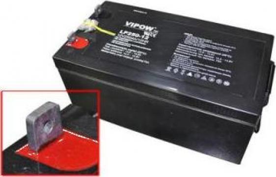 Acumulator gel plumb 12v 250Ah de la Electro Supermax Srl