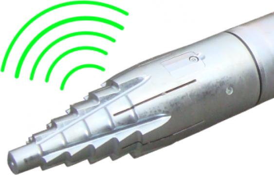 Foreze cu cap de forare detectabil KOK-LD