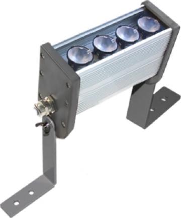 Proiector liniar cu 4 LEDuri de la Electrotools