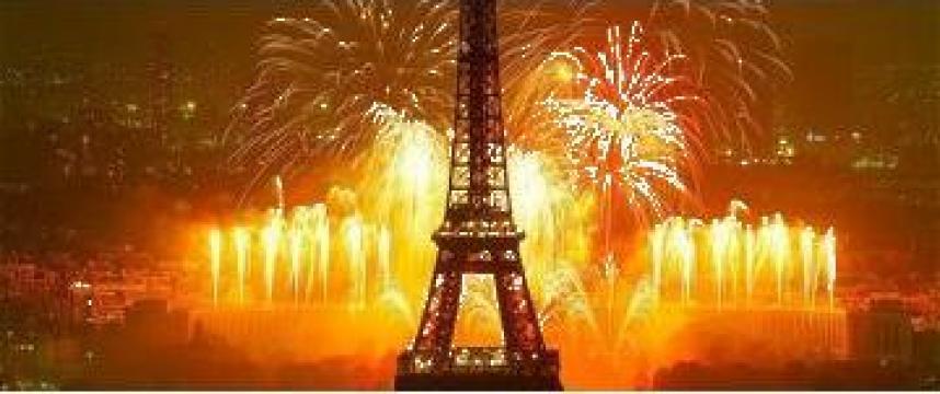 Sejur Revelion 2019 in Paris de la Sc Enjoy Funny Travel Srl