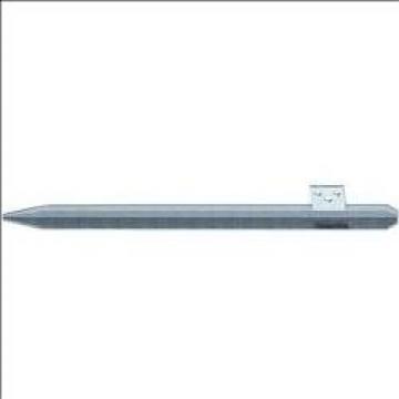 Electrod impamantare zincat, profil cruce 2 m de la Electrofrane