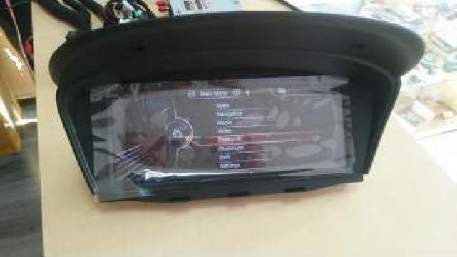 Sistem navigatie cu sistem Android pentru BMW E60