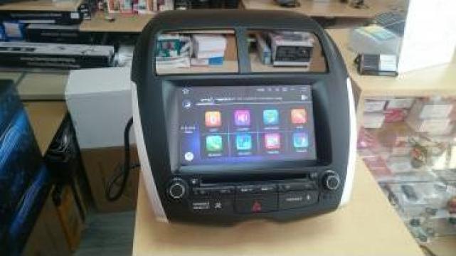 Sistem navigatie Mitsubishi ASX / RVR (2010-2014) cu Android