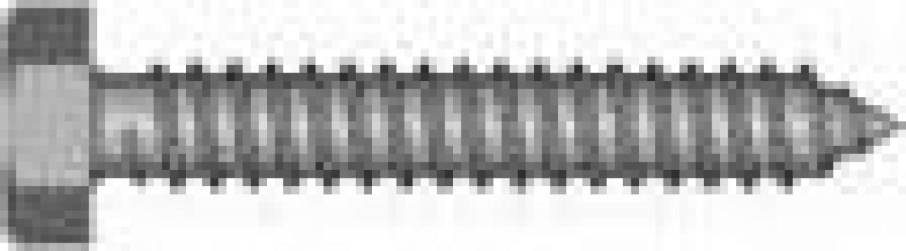 Suruburi cap hexagonal pentru tabla de la Electrofrane