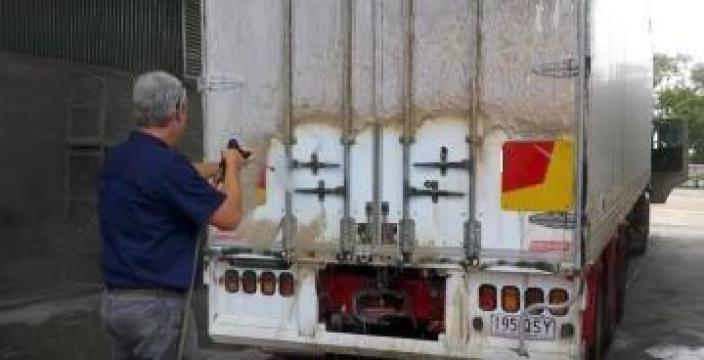 Spuma activa camioane, prelate, utilaje 24kg