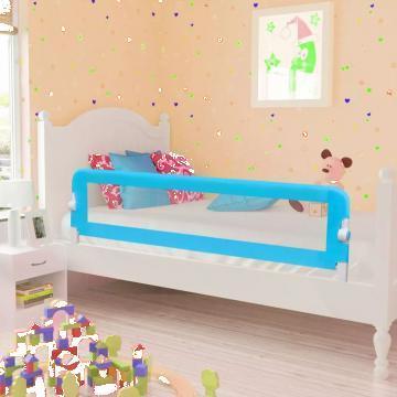 Bariera de protectie pentru pat copii mici 150 x 42 cm de la Vidaxl