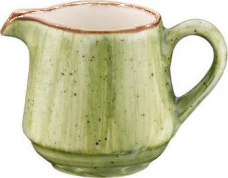 Cana pentru lapte din portelan Bonna colectia Therapy 180ml de la Basarom Com