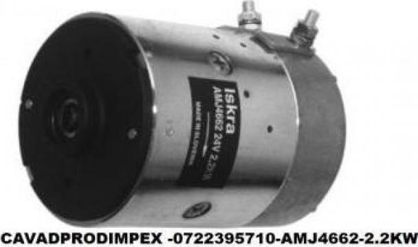 Motor 24V, SPX Fluid Power [Smiths]2.2kw de la Cavad Prod Impex Srl