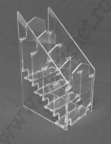 Suport pliante demontabil cu 4 nivele SPC 5.24 de la Sc Plexi-Met Srl