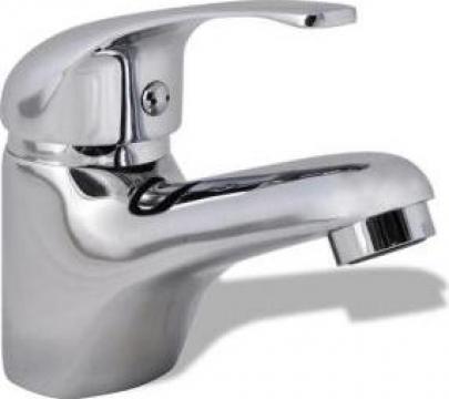 Baterie robinet chiuveta, crom