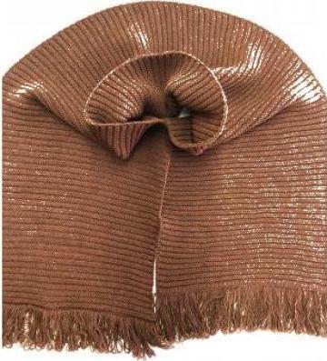 Fular tricotat lana / acril de la Smart Riviera Srl
