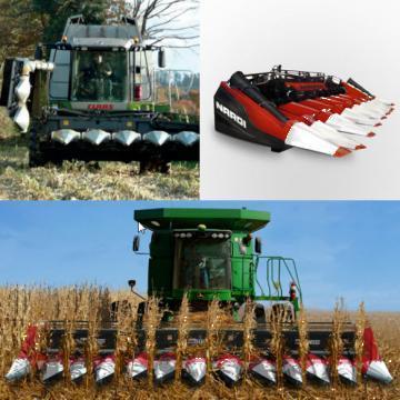 Echipament pentru recoltat porumb pe 12 randuri de la Mecanikka Deutsche Traktoren Ag Romania Srl