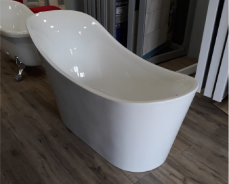 Cada baie compozit freestanding 170x73 cm