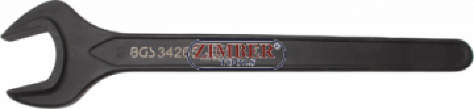 Cheie fixa simpla 65 mm. DIN(34265) - BGS technic de la Zimber Tools