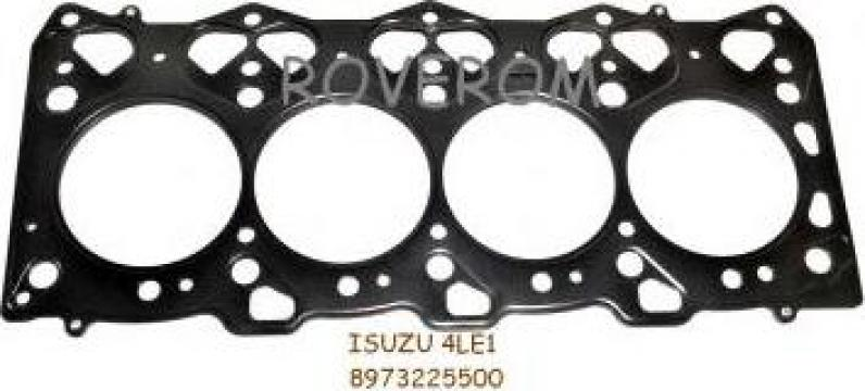 Garnitura chiuloasa (metal) Isuzu 4LE1, Hitachi EX50, EX55 de la Roverom Srl