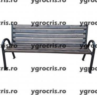 Banca de parc 913 de la Ygrocris Dorally Steel Srl