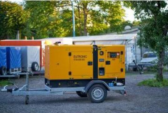 Inchiriere generator tifazat 50kva de la Inchirieri Remorci Berceni