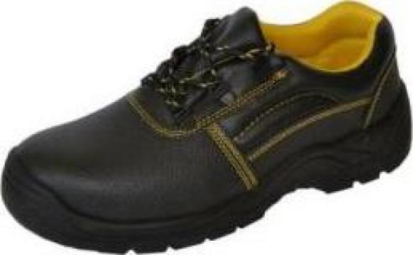 Pantofi de protectie cu bombeu metalic de la Electrofrane