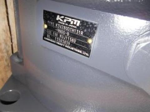 Pompa hidraulica Kawasaki K3V280DTH131R-9N0G-B de la Instalatii Si Echipamente Srl